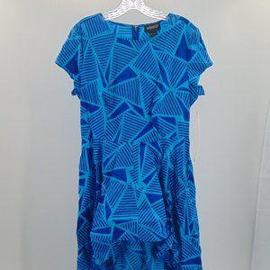ASHRO AQUA DRESS